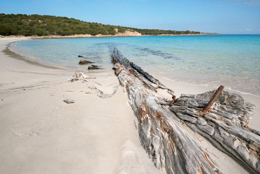 Spiaggia del Relitto